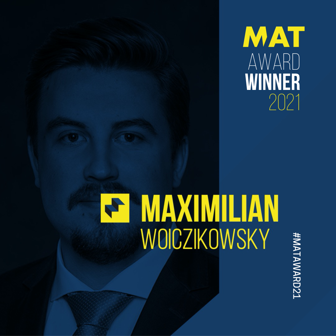 """Featured image for """"Maximilian Woiczikowsky"""""""
