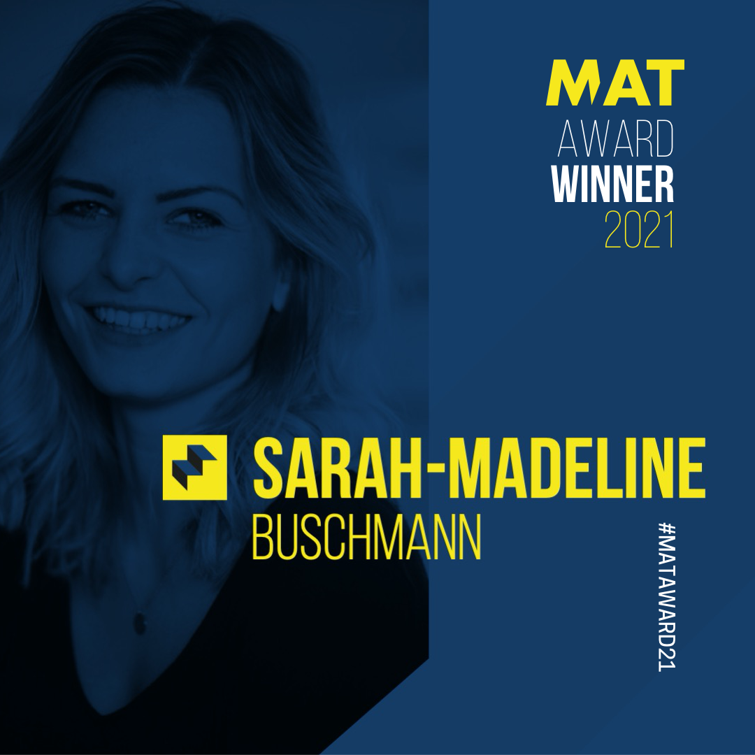 """Featured image for """"Sarah-Madeline Buschmann"""""""